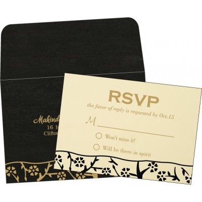 RSVP Cards - RSVP-8216K
