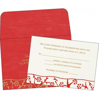 RSVP Cards - RSVP-8216L