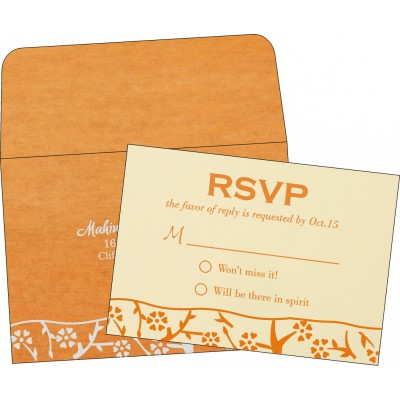 RSVP Cards - RSVP-8216O