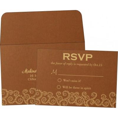 RSVP Cards - RSVP-8217I