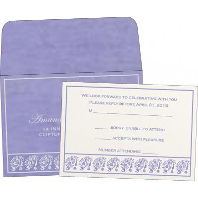 RSVP Cards - RSVP-8218H