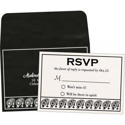 RSVP Cards - RSVP-8218L