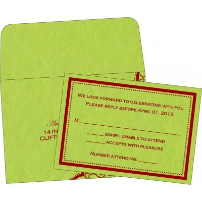 RSVP Cards - RSVP-8219A