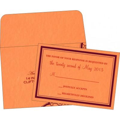 RSVP Cards - RSVP-8219B