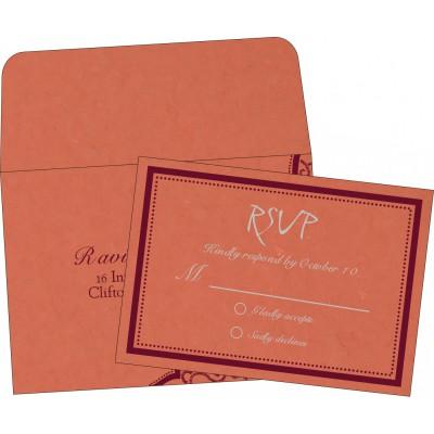 RSVP Cards - RSVP-8219I