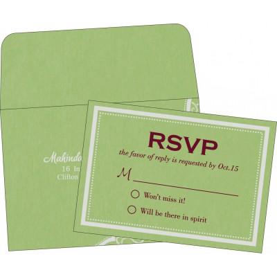 RSVP Cards - RSVP-8219J