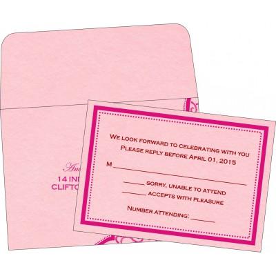 RSVP Cards - RSVP-8219K