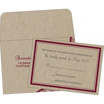 RSVP Cards - RSVP-8219Q