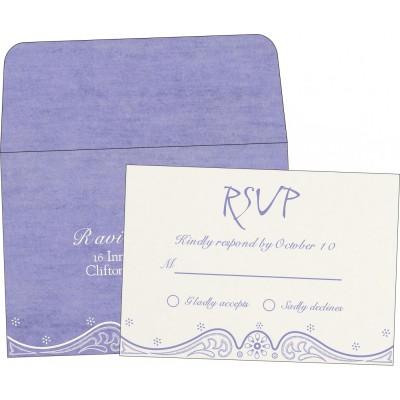 RSVP Cards - RSVP-8221E
