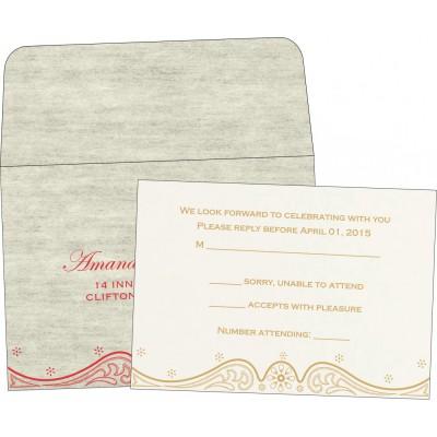 RSVP Cards - RSVP-8221I