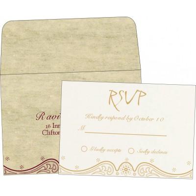 RSVP Cards - RSVP-8221K