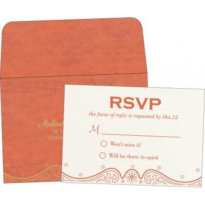 RSVP Cards - RSVP-8221L