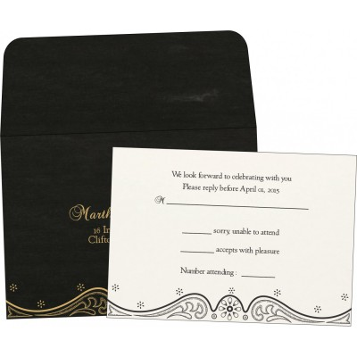 RSVP Cards - RSVP-8221N