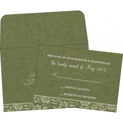 RSVP Cards - RSVP-8222D