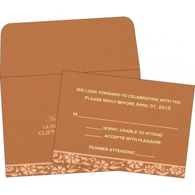 RSVP Cards - RSVP-8222H