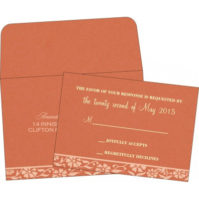 RSVP Cards - RSVP-8222P