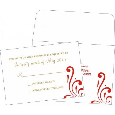 RSVP Cards - RSVP-8223C