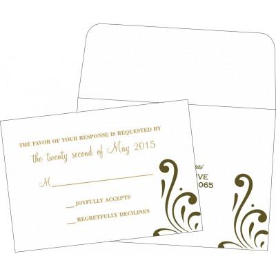 RSVP Cards - RSVP-8223I