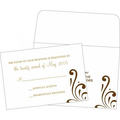RSVP Cards - RSVP-8223O