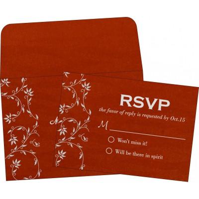 RSVP Cards - RSVP-8226I