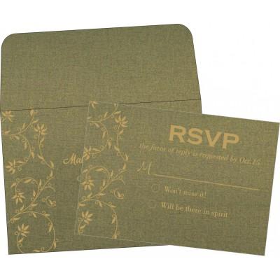 RSVP Cards - RSVP-8226Q