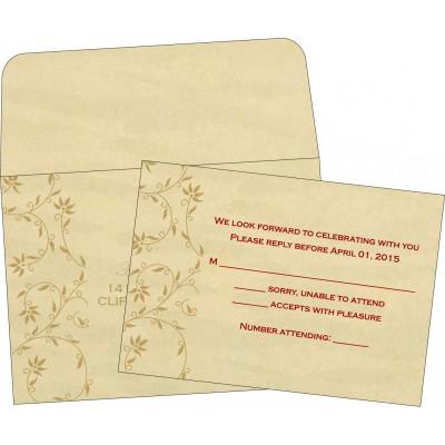 RSVP Cards - RSVP-8226S