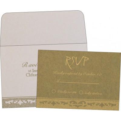 RSVP Cards - RSVP-8227F