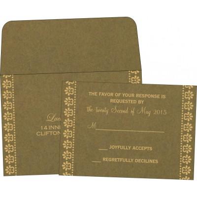 RSVP Cards - RSVP-8231B