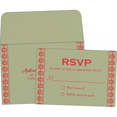 RSVP Cards - RSVP-8231G