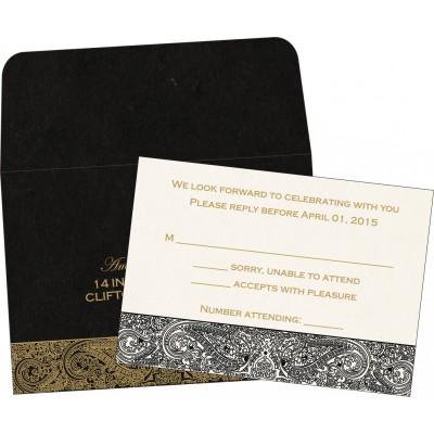 RSVP Cards - RSVP-8234A