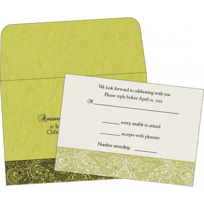 RSVP Cards - RSVP-8234H