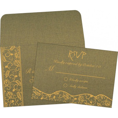RSVP Cards - RSVP-8236H