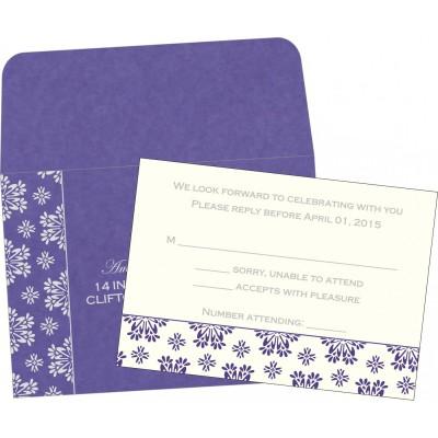 RSVP Cards - RSVP-8237A