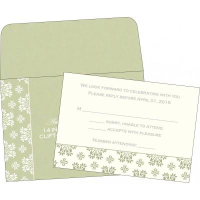 RSVP Cards - RSVP-8237I