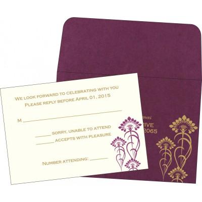 RSVP Cards - RSVP-8239B
