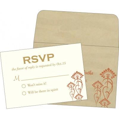 RSVP Cards - RSVP-8239I