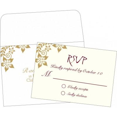 RSVP Cards - RSVP-8240D