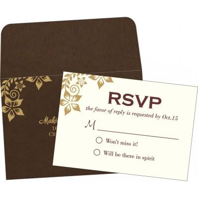 RSVP Cards - RSVP-8240E