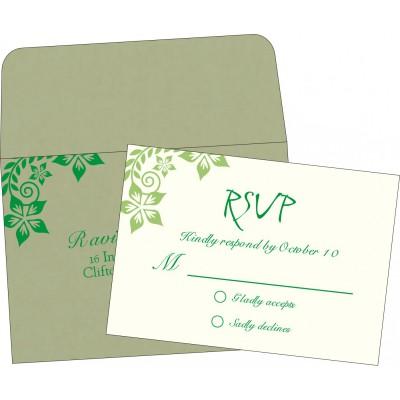 RSVP Cards - RSVP-8240I