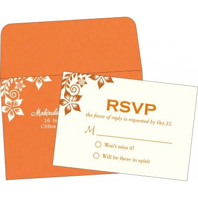 RSVP Cards - RSVP-8240K