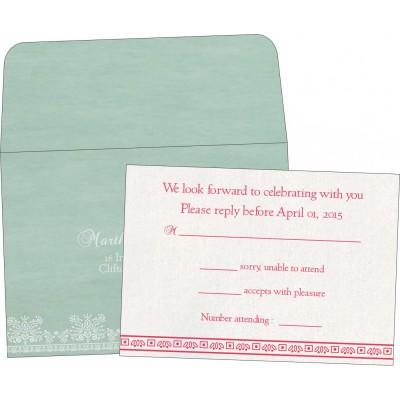 RSVP Cards - RSVP-8241C