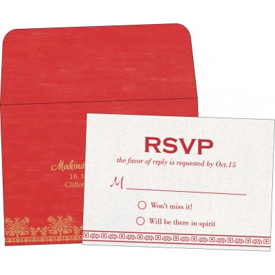 RSVP Cards - RSVP-8241Q