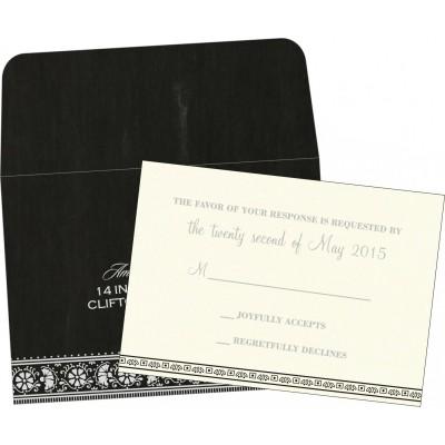 RSVP Cards - RSVP-8242B
