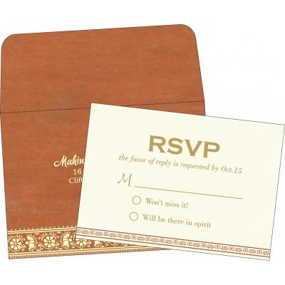 RSVP Cards - RSVP-8242E