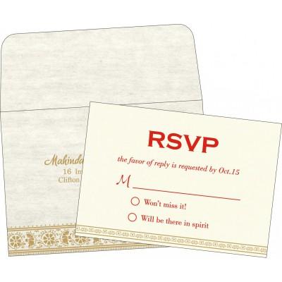 RSVP Cards - RSVP-8242M