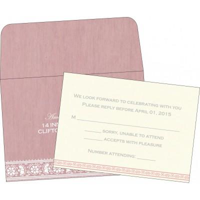 RSVP Cards - RSVP-8242N