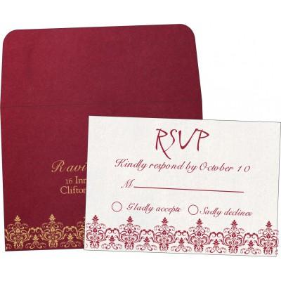 RSVP Cards - RSVP-8244E