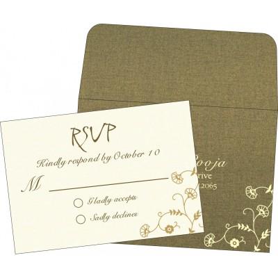 RSVP Cards - RSVP-8248D
