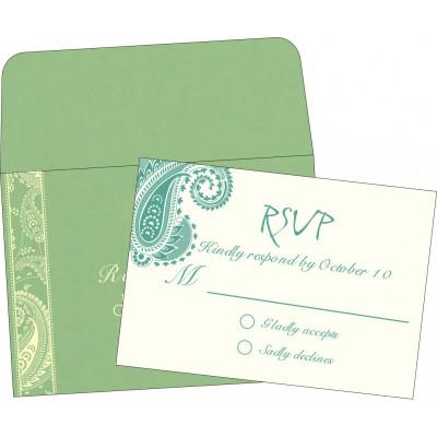 RSVP Cards - RSVP-8250G