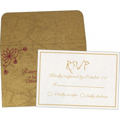 RSVP Cards - RSVP-8251E
